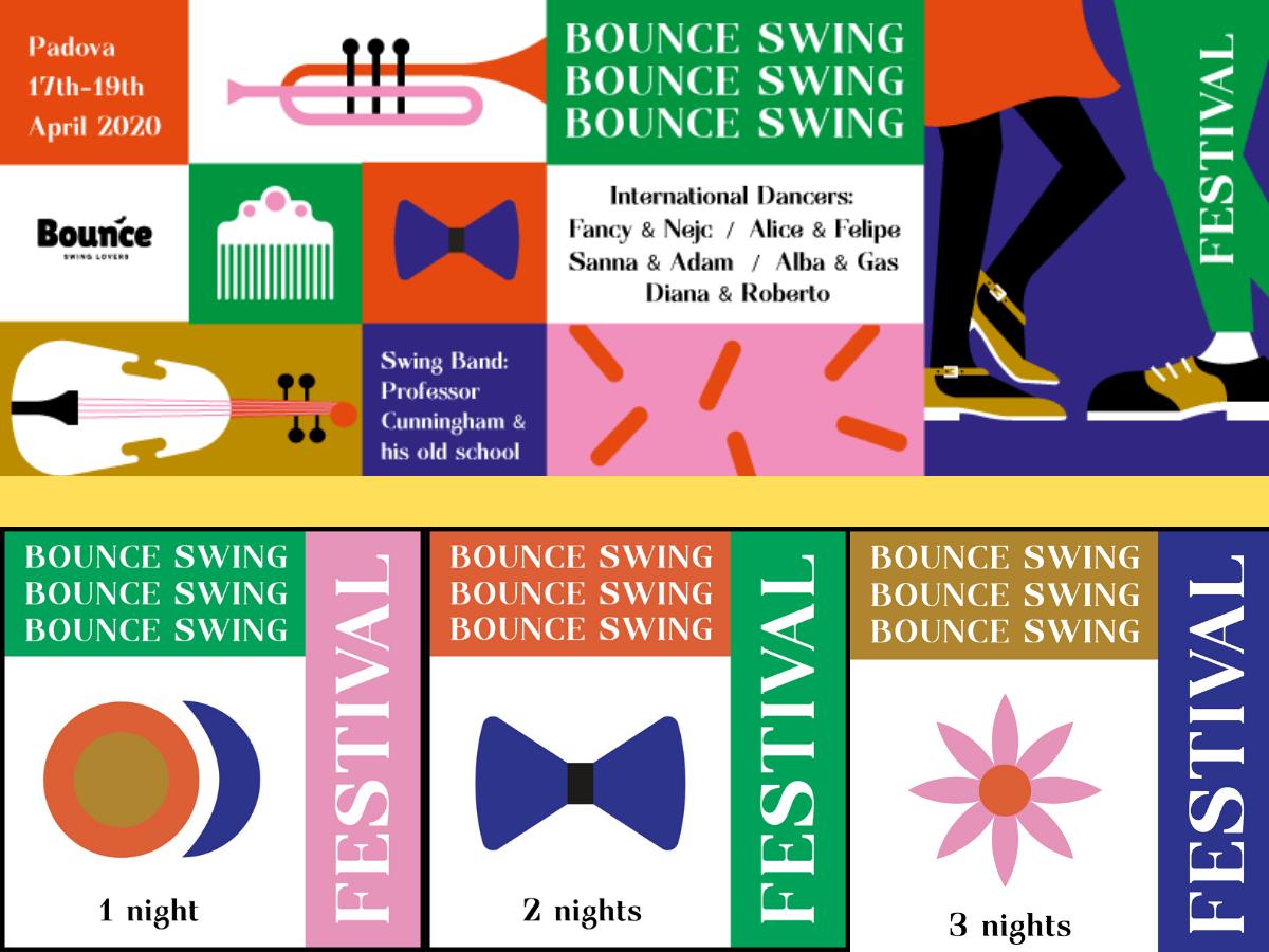 BOUNCE SWING FESTIVAL - RINVIATO AL 2021