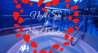 Night SPA di San Valentino