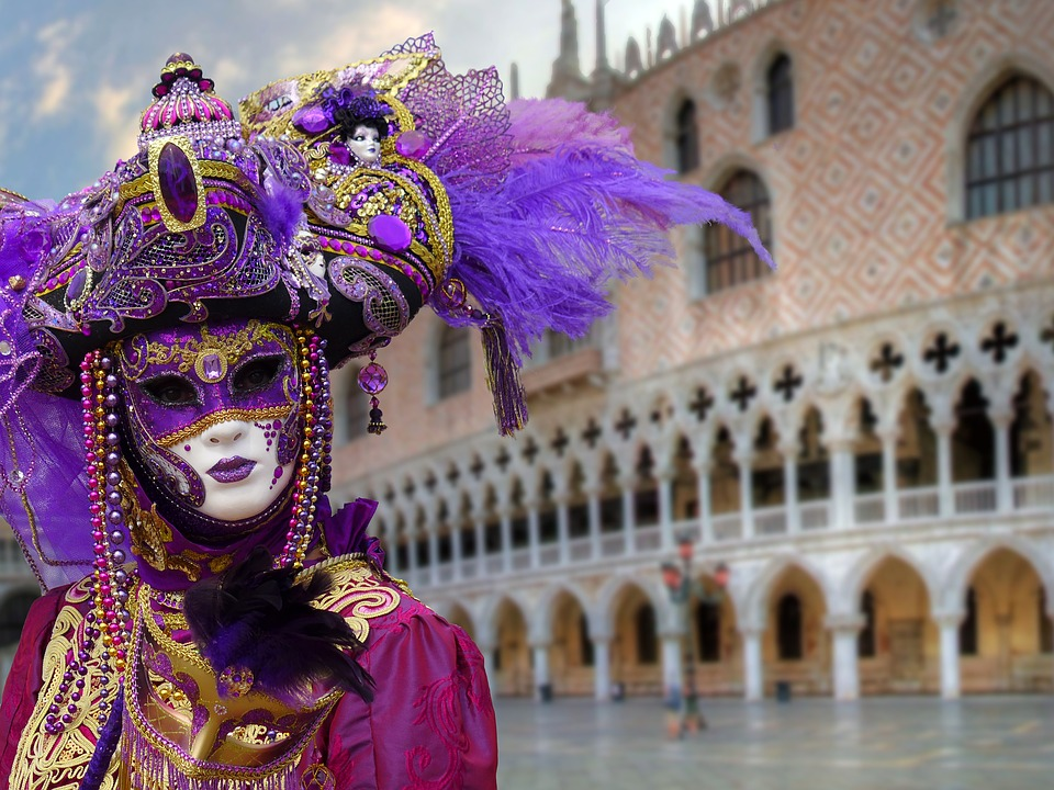 Magic Carnival in Venice - 7 nights