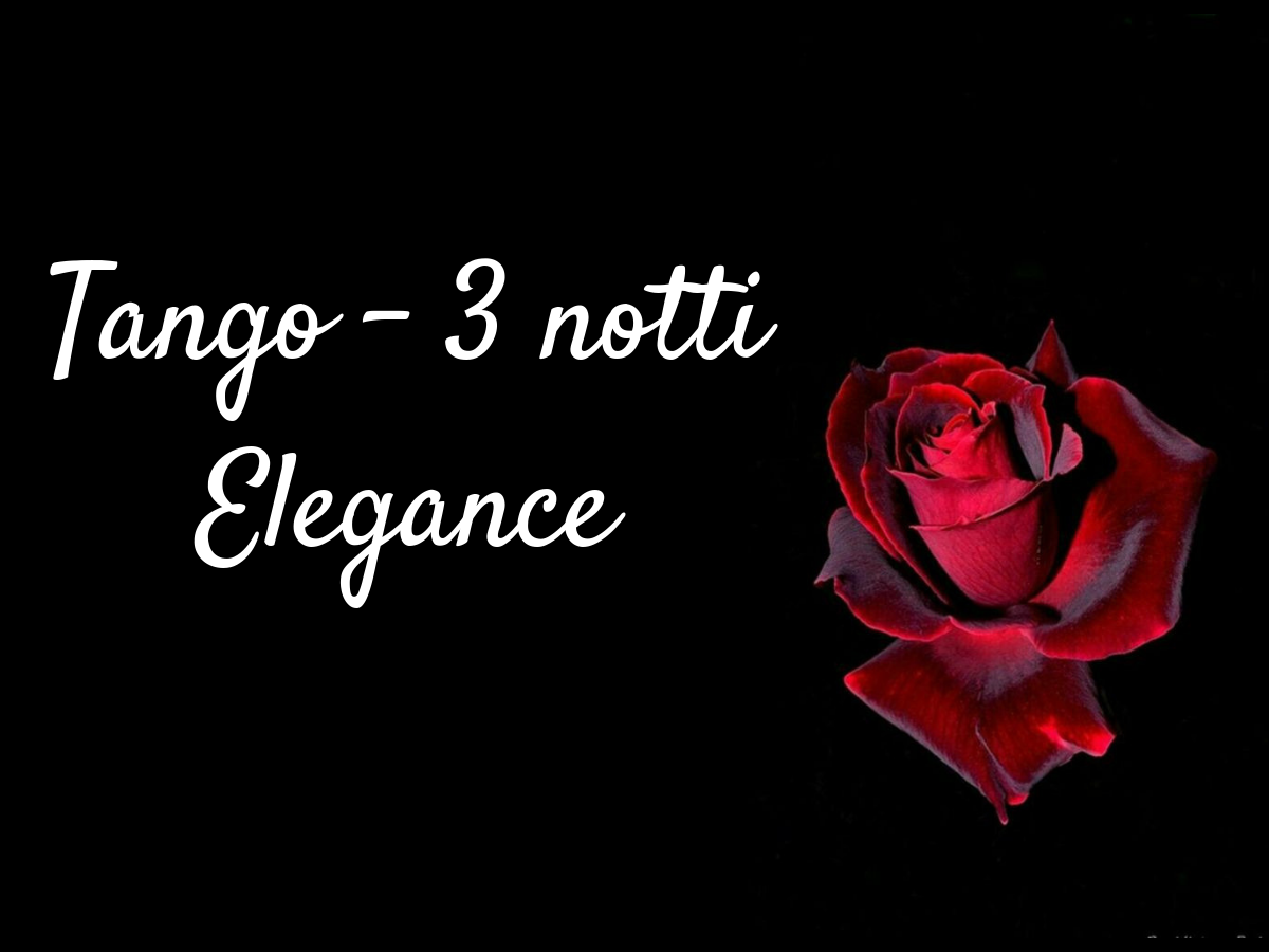 Tango alle Terme - 3 notti in Elegance