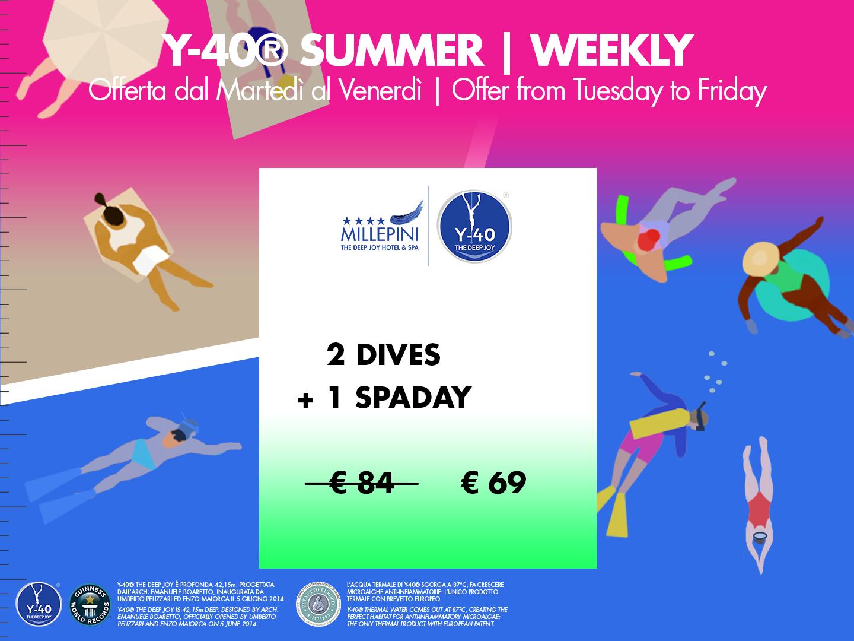 SPA & Dive 2 - Weekly
